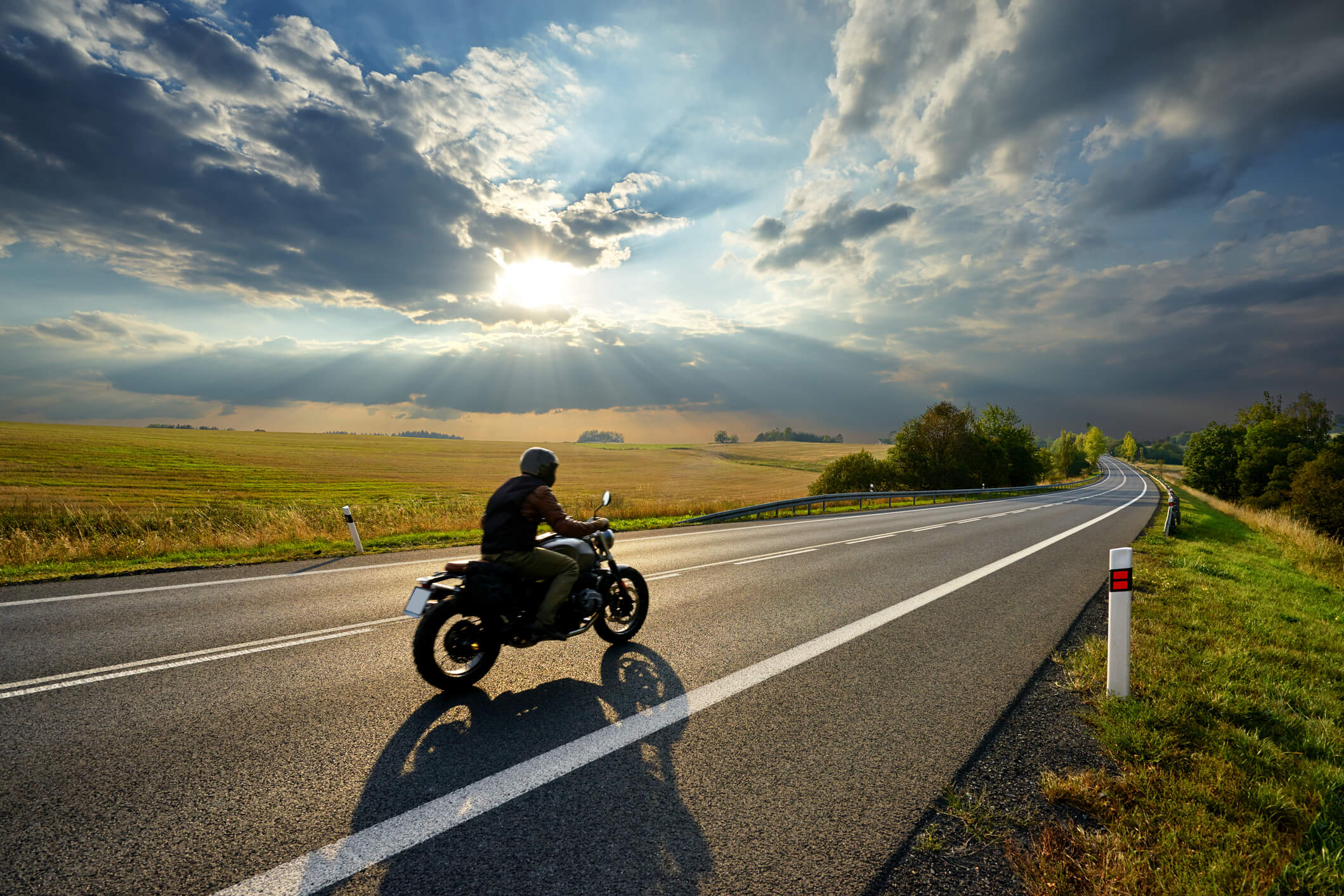 Cummings Injury Law discusses how motorcycles can stay safe on the roads.