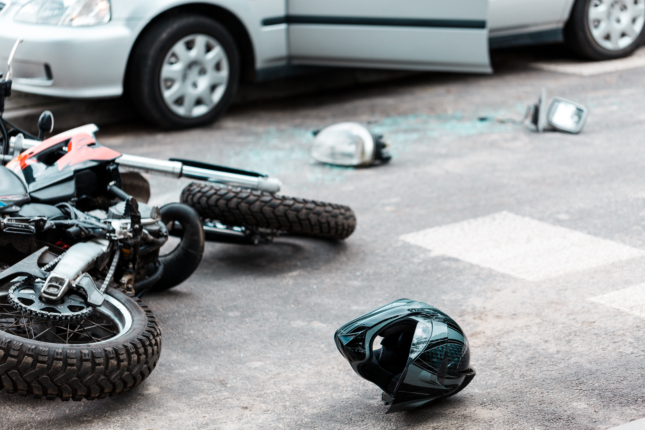 Cummings Law discusses the steps you need to take after getting injured in a motorcycle accident.