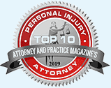 Personal Injury Attorney Top 10 Attorney and Practice Magazine